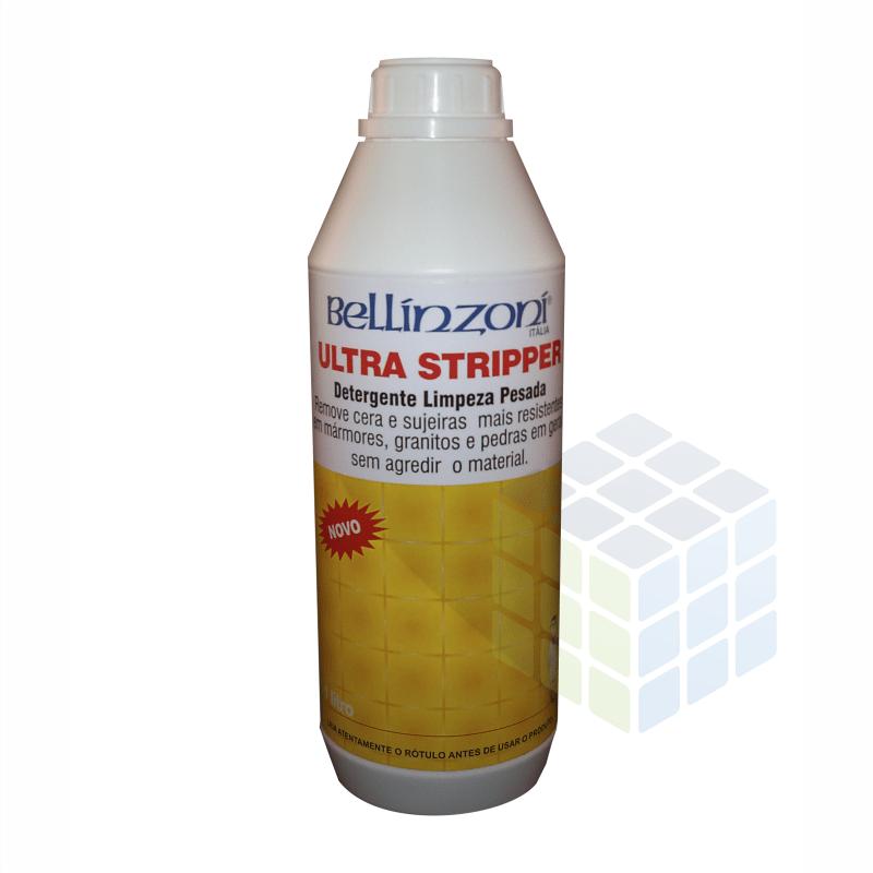 ULTRA STRIPPER - DETERGENTE LIMPEZA PESADA BELLINZONI - 900 ml