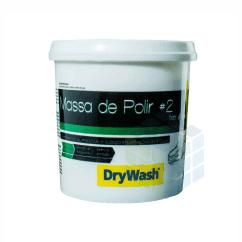 MASSA DE POLIR Nº2 BASE D'ÁGUA DryWash 1 Kg