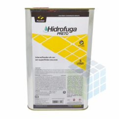 HIDROFUGANTE - HIDROFUGA PRETO PISOCLEAN - 5L