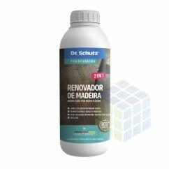 PRODUTO RENOVADOR PARA MADEIRA WOOD CARE FOR OILED FLOORS - DR.SCHUTZ - 1L