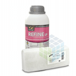 KIT REFINE LP + FIBRA BRANCA