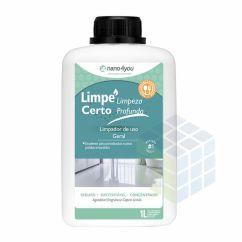 LIMPE CERTO LIMPEZA PROFUNDA - PORCELANATO ENCARDIDO - PERFORMANCE - 1L