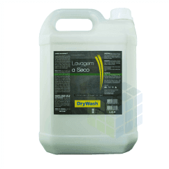 LAVAGEM A SECO DryWash - 5 Litros